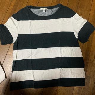 アクネ(ACNE)のボーダー Tシャツ acne(Tシャツ(半袖/袖なし))