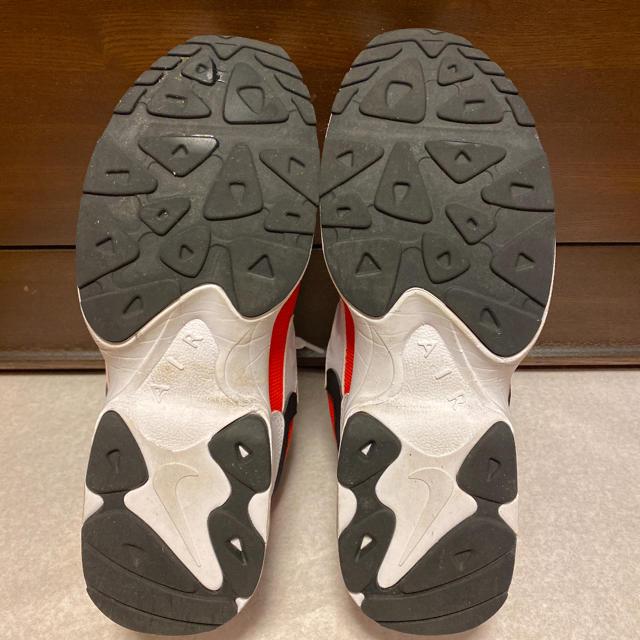 NIKE(ナイキ)のNIKE AIR MAX2 LIGHT★26.5センチ★普通郵便発送 メンズの靴/シューズ(スニーカー)の商品写真