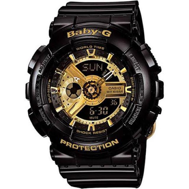 CASIO(カシオ)の腕時計 ベビージー Gショック レディース レディースのファッション小物(腕時計)の商品写真