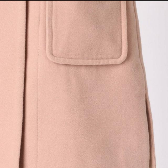 MERCURYDUO(マーキュリーデュオ)の新品未使用 MERCURYDUO  フードガウンコート レディースのジャケット/アウター(ガウンコート)の商品写真