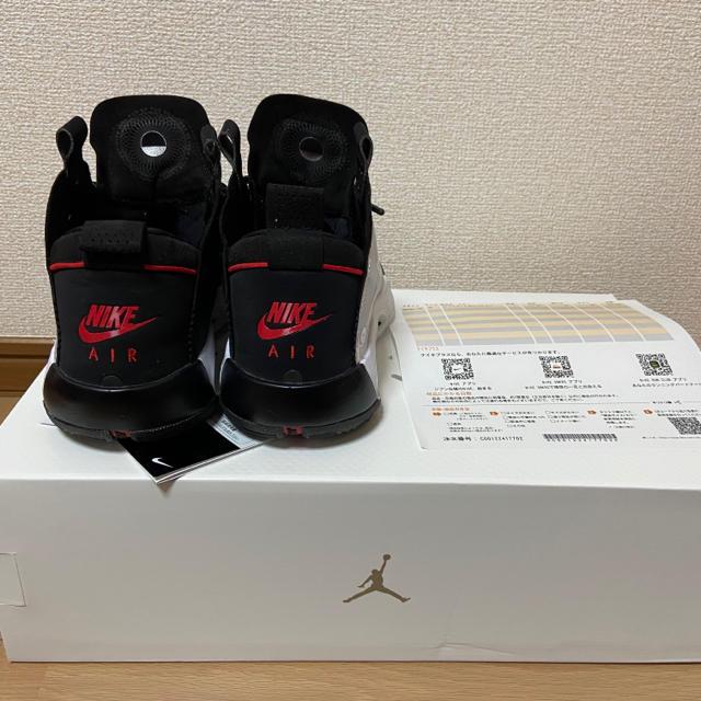 "NIKE(ナイキ)の【28.0】NIKE AIR JORDAN 34 PF ""BRED""  ブレッド メンズの靴/シューズ(スニーカー)の商品写真"