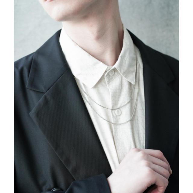 HARE(ハレ)のHARE  レイヤード ネックレス メンズのアクセサリー(ネックレス)の商品写真