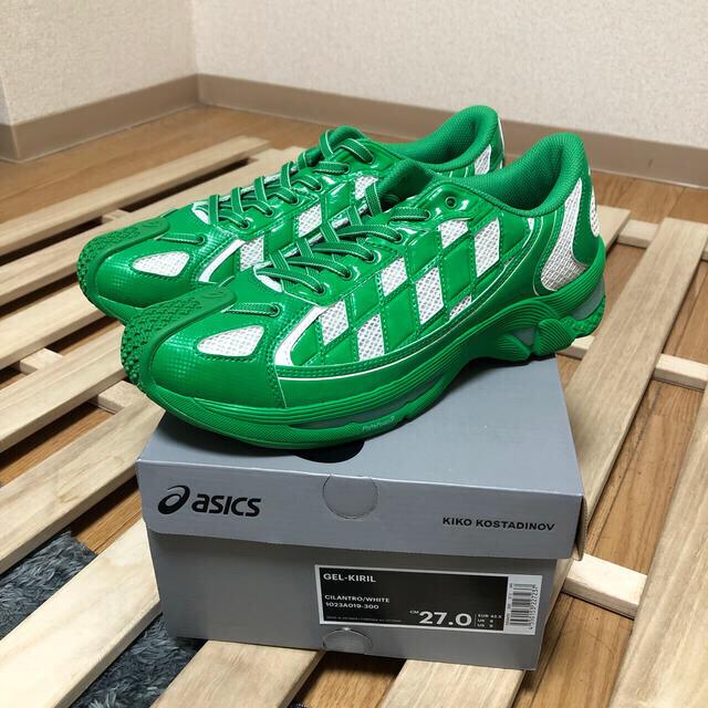 asics(アシックス)の【KIKO KOSTADINOV】キココスタディノフ GEL-KIRIL メンズの靴/シューズ(スニーカー)の商品写真