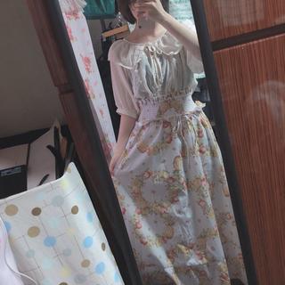 リズリサ(LIZ LISA)のLIZLISA ♥ フルーツロングスカート(ロングスカート)