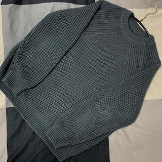 コモリ(COMOLI)のbatoner ニット(ニット/セーター)