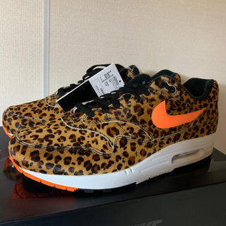 ナイキ(NIKE)のatoms × NIKE AIR MAX 1 animal pack 3.0 (スニーカー)