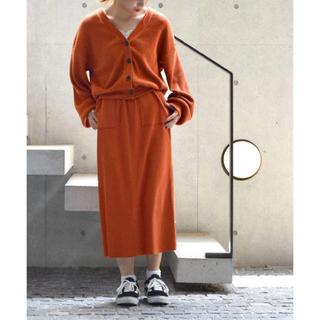 ダブルクローゼット(w closet)のw closet ポケ付きタイトスカート(ロングスカート)