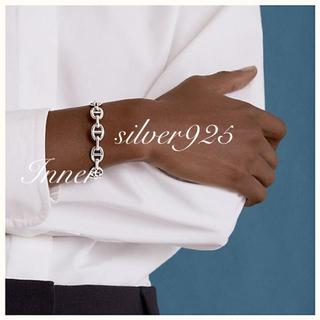 トゥモローランド(TOMORROWLAND)のゆうちゃん0257様 20cm シェーヌダンクルブレスレット silver925(ブレスレット/バングル)