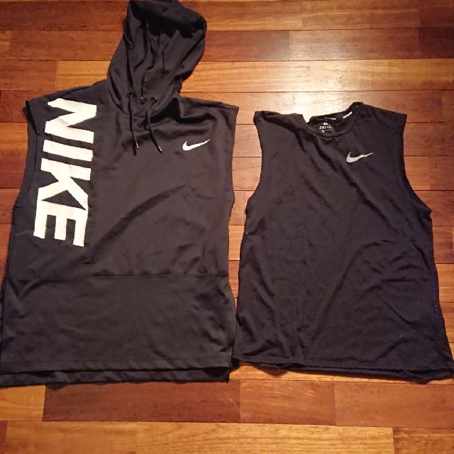 NIKE(ナイキ)の#NIKE#adidas#Reebok#underarmorフィットネスウェア スポーツ/アウトドアのトレーニング/エクササイズ(トレーニング用品)の商品写真