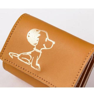 タカラジマシャ(宝島社)のスヌーピーミニ財布(財布)