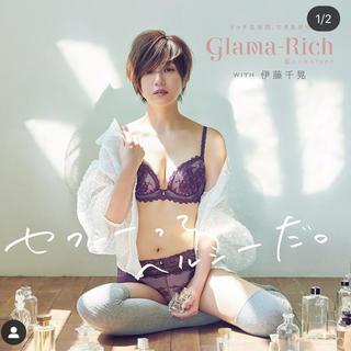 AMPHI - amphi♡ショーツ3枚set【Glama−Rich】