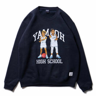 APPLEBUM - APPLEBUM YAMAOH 2.0 Crew Sweat