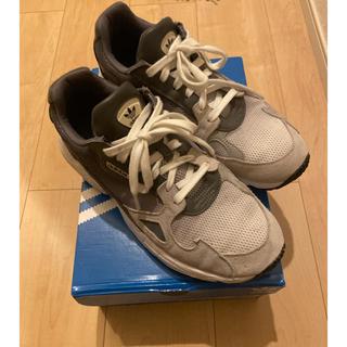 アディダス(adidas)のadidas ファルコン 28.0cm グレー(スニーカー)