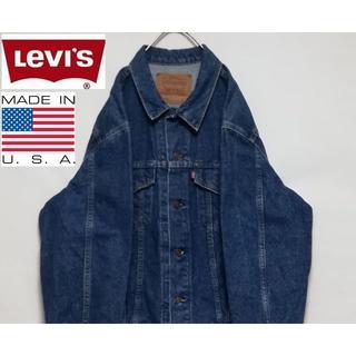 リーバイス(Levi's)の90'S LEVIS 42 USA 70506-0217 デニムジャケット(Gジャン/デニムジャケット)