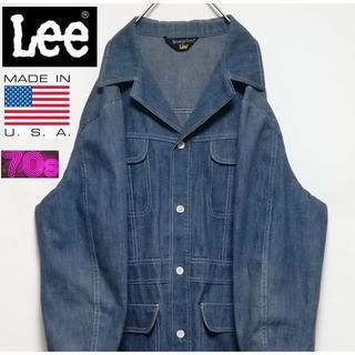 リー(Lee)の70'S LEE42 USA 431-2540 カバーオール(カバーオール)