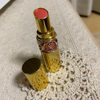 イヴサンローランボーテ(Yves Saint Laurent Beaute)のYSL ルージュヴォリュプテシャイン 口紅 婚活リップ(口紅)