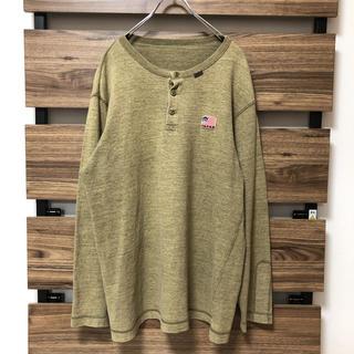 PAPAS パパス ロンT(Tシャツ/カットソー(七分/長袖))