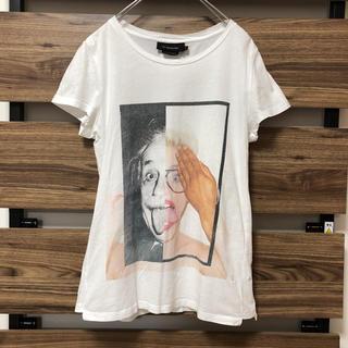 レス ベンジャミンズ Tシャツ  LES  BENJAMINS(Tシャツ/カットソー(半袖/袖なし))