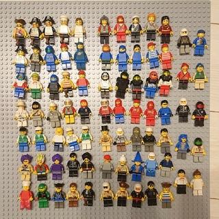 Lego - LEGO レゴ ミニフィグ まとめ売り 80体