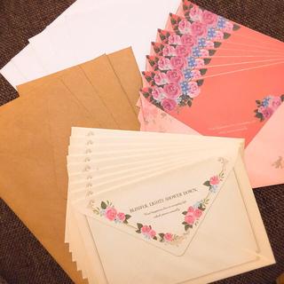 フェリシモ(FELISSIMO)の封筒25枚セット(カード/レター/ラッピング)