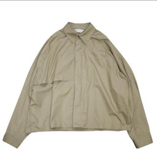 ジエダ(Jieda)のジエダ jieda トレンチシャツ サイズ1(シャツ)