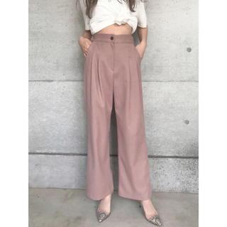 エモダ(EMODA)のACYM♡Spring color wide pants(カジュアルパンツ)