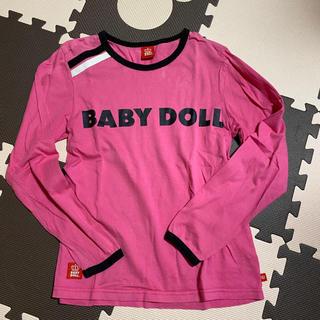 ベビードール(BABYDOLL)のBABYDOLL S(Tシャツ(長袖/七分))