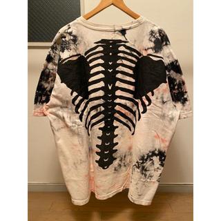 キャピタル(KAPITAL)のKAPITAL キャピタル BORN ボーン タイダイ Tシャツ(Tシャツ/カットソー(半袖/袖なし))