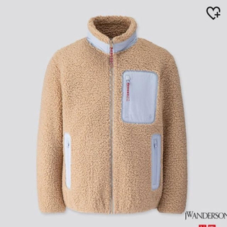 UNIQLO - 防風ボアフリースジャケット