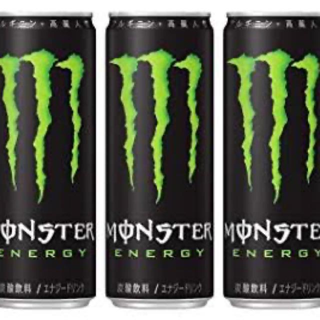 モンスターエナジーセット専用 食品/飲料/酒の飲料(ソフトドリンク)の商品写真