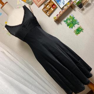 ストロベリーフィールズ(STRAWBERRY-FIELDS)の美品 ストロベリーフィールズ ワンピース(ミディアムドレス)