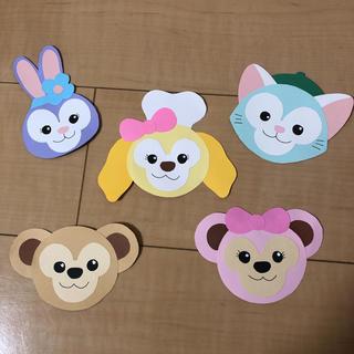 ディズニー(Disney)の5点セット(型紙/パターン)