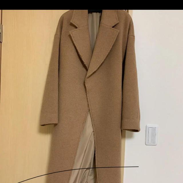 Ungrid(アングリッド)のアングリッド ガウンコート レディースのジャケット/アウター(ガウンコート)の商品写真