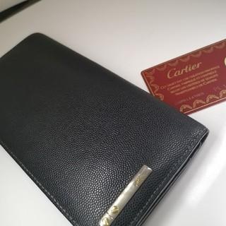 カルティエ(Cartier)の質屋出品@r Cartier カルティエ 長財布 ギャランティ(長財布)
