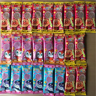 アンパンマン(アンパンマン)のアンパンマン ペロペロチョコ ミニ 25本セット(菓子/デザート)