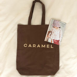 キャラメルベビー&チャイルド(Caramel baby&child )のcaramel baby&child トートバッグ(トートバッグ)