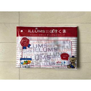 大丸 - ILLUMS × ぽすくま オリジナルエコバッグ コラボ