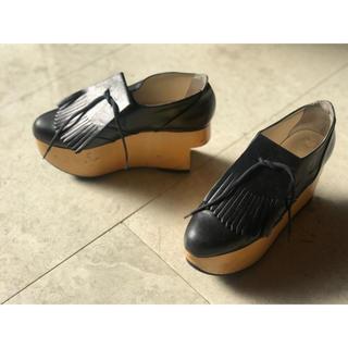 ヴィヴィアンウエストウッド(Vivienne Westwood)のVivienne Westwood★ロッキンホースゴルフ(ローファー/革靴)