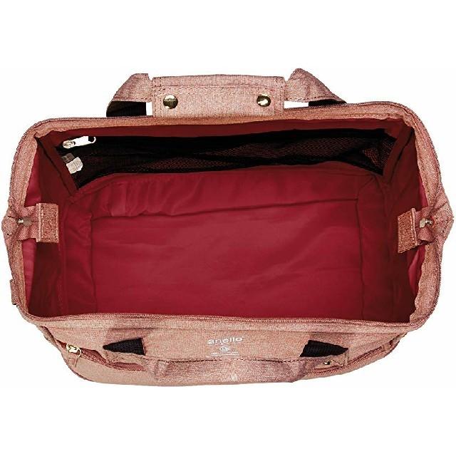 anello(アネロ)の【新品未開封】anello GRANDE 撥水加工2wayボストンバッグ PI レディースのバッグ(ボストンバッグ)の商品写真
