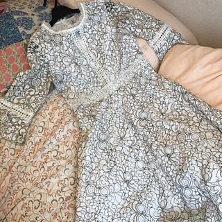 アンディ(Andy)の韓国ワンピースドレス(ひざ丈ワンピース)