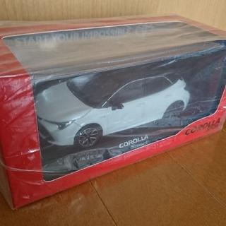 トヨタ - 【未開封】トヨタ カローラスポーツミニカー