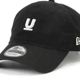 アンダーカバー(UNDERCOVER)のアンダーカバー UロゴCAP新品BLACK UNDERCOVER じゃこ様専用(キャップ)