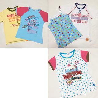 angelblue - まとめ売り エンジェルブルー ANGEL BLUE 140 Tシャツ 半袖