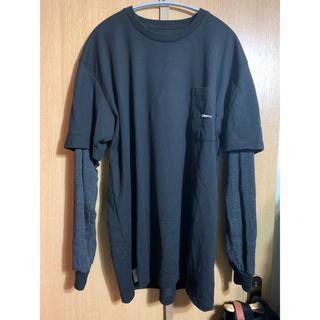 ダブルタップス(W)taps)のdescendant ディセンダント レイヤードカットソー(Tシャツ/カットソー(七分/長袖))