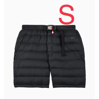 NIKE - ナイキクラフト トム・サックス Down fill shorts