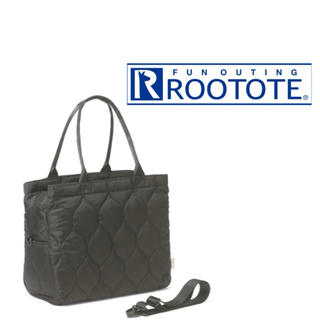 【新品】ROOTOTE マザーズバッグとしても使える♪ 大容量軽量トートバッグ