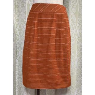 リフレクト(ReFLEcT)のリフレクト(Reflect)  オレンジスカート(ひざ丈スカート)