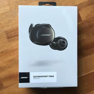 ボーズ(BOSE)の値下げ BOSE ワイヤレスイヤホン Bluetooth SOUNDSPORT(ヘッドフォン/イヤフォン)