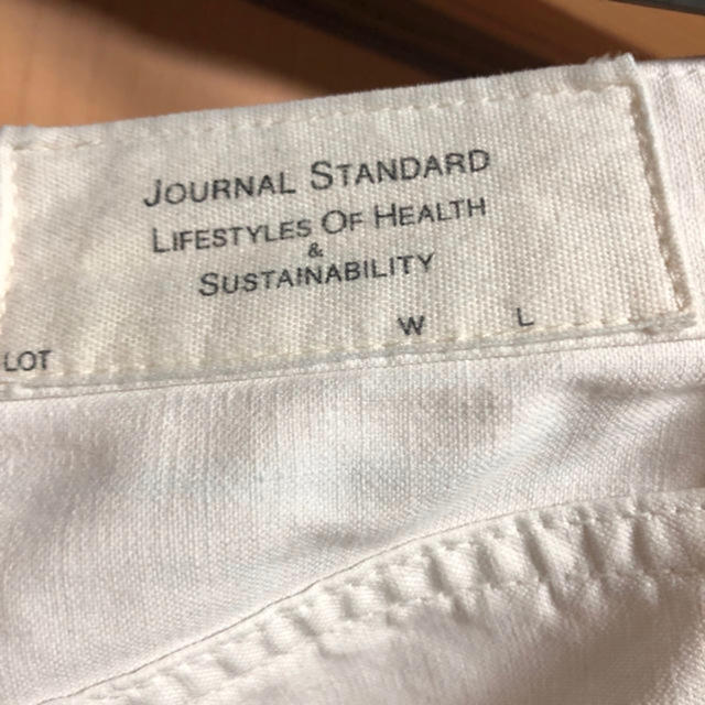 JOURNAL STANDARD(ジャーナルスタンダード)のジャーナルスタンダード パンツ レディースのパンツ(デニム/ジーンズ)の商品写真