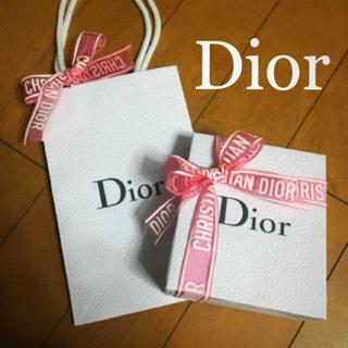 クリスチャンディオール(Christian Dior)の★週末限定★ディオール ラッピングセット 2020 限定リボン🎀  ラッピング(ラッピング/包装)